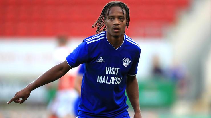 Cardiff City's Bobby Reid
